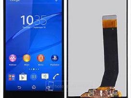 Sony Xperia Z3 Z4 Z5 Plus ekranai