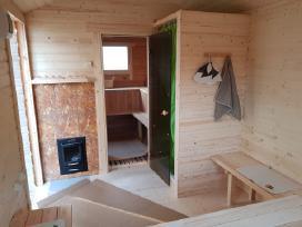 Pirtis sauna kubilai pirtys medine pirtis apvali
