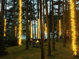 Lempučių girliandų nuoma vestuvėms ir kt. šventėms - nuotraukos Nr. 2