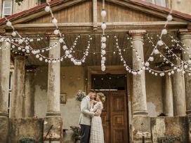 Lempučių girliandų nuoma vestuvėms ir kt. šventėms - nuotraukos Nr. 9