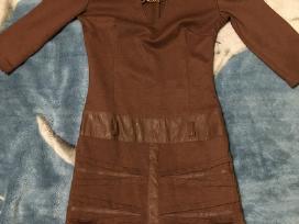 Ruda suknelė