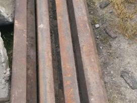 Seni 2 metaliniai begiai po 5m25cm ilgis - nuotraukos Nr. 2