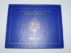 2007 Vatikano Eurų rinkinys