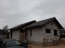 Statybos bei apdailos darbai be tarpininku