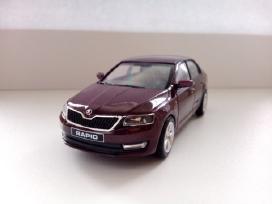 1/43 modeliukai Škoda Rapid Mk1