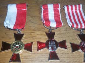 Parduodu Vokišku medaliu komplektą kaina 40 euru