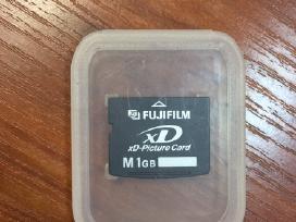 Olympus, Fujifilm atminties kortelė