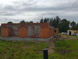 Muro ir stogu darbai