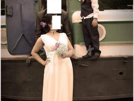 Vestuvinė (40 eurų) ir krikšto (15 eurų) suknelės - nuotraukos Nr. 2
