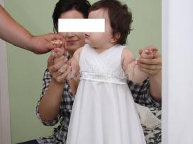 Vestuvinė (40 eurų) ir krikšto (15 eurų) suknelės - nuotraukos Nr. 3