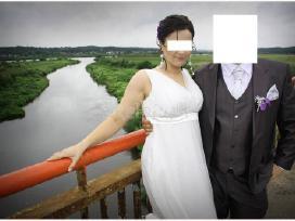 Vestuvinė (40 eurų) ir krikšto (15 eurų) suknelės - nuotraukos Nr. 6