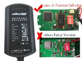 Adblue emuliatorius + Nox Euro4/5/6 (Nereik instal