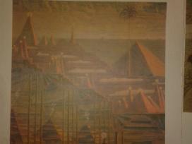 M.k. Čiulionio paveikslų reprodukcijos