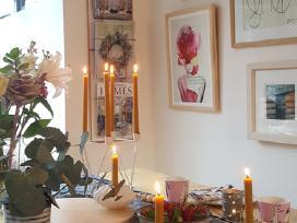 Vaško žvakės klasika, beeswax candle classic - nuotraukos Nr. 4