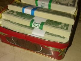 Parduodu 2 Jav popierinius dolerius