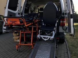 Ligonių ir neįgaliųjų pervežimo paslaugos