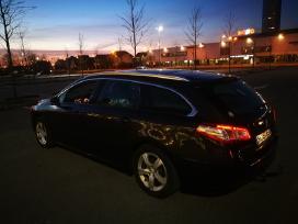 Imone parduoda Peugeot 508 su pvm