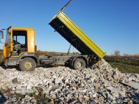 Griovimas,rekonstrukcija su statyb.laužo išvežimu - nuotraukos Nr. 10