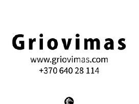 Griovimo, Demontavimo darbai Vilniuje
