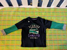 Marškinėliai ilgomis rankovėmis, 2-3 metų vaikui