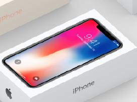 Apple iPhone X 64gb, 256gb naujas supakuotas