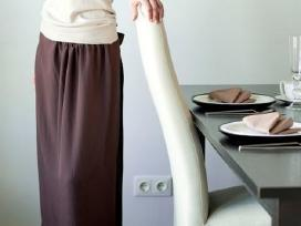 """Naujas sijonas – suknelė """"Deep Plum"""""""