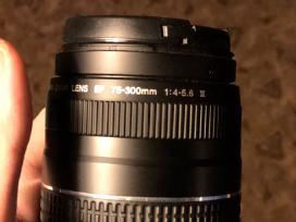 Canon objektyvas 18-55mm