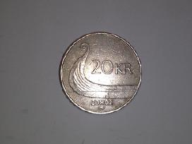 20 Kroner - Harald V, 2002m.