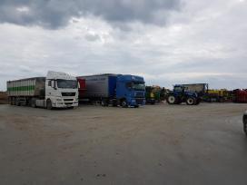 Vairuotojo darbui po Lietuva