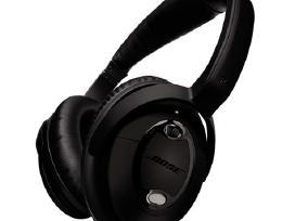 Naujos. Bose Quietcomfort 15 akustinės, triukšmą.