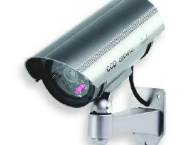Stebėjimo kamerų muliažai, imitacinės kameros