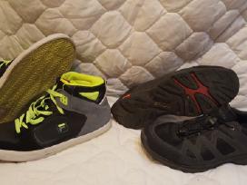 Didelio 46 dydžio vyriški Fila, Ecco batai