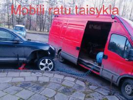 Technine Pagalba kelyje Tralas Vilniuje - nuotraukos Nr. 13