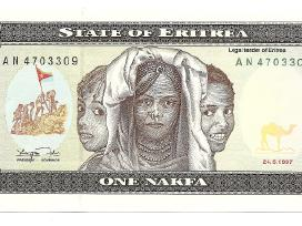 Eritreja nakfa 1997 P1