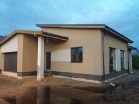 Namų statyba,plokštuminiai pamatai.
