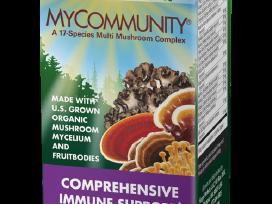 Host Defense Mycommunity 120 kapsuliu