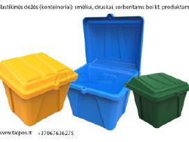 Kuro talpos, įranga, trąšų talpyklos, cisternos - nuotraukos Nr. 21