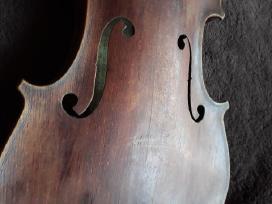 Antikvarinis smuikas
