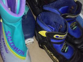 Kalnų lygumų slidinėjimo batai - nuotraukos Nr. 5