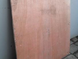 Faneros lapai 1x1 meto(naudoti storis 6-12mm)