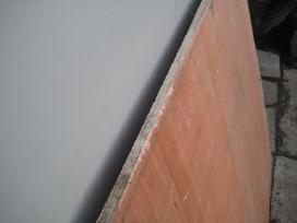 Faneros lapai 1x1 meto(naudoti storis 6-12-16mm) - nuotraukos Nr. 2