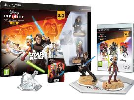 Disney infinity figureles ir starter pack