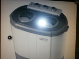 Pusiau automatatinė skalbimo mašina 70eur