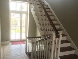 Laiptai Laiptu gamyba medzio pakopos - nuotraukos Nr. 15