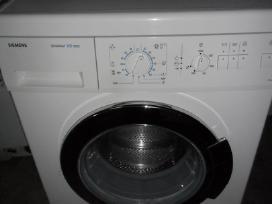 Siemens siaura skalbimo masina(44cm)