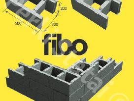Blokeliai mūro, pamatų, silikato blokai - nuotraukos Nr. 7