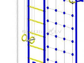 Švediškos sienelės Pioner-c4c blue-yellow