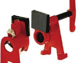 Bessey vamzdžių spaustuvai Bpc-h34 26.9mm