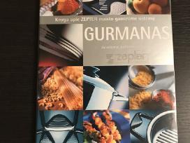 Gurmanas Zepter knyga