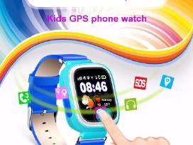 Išmanusis vaikiškas Laikrodukas - Telefonas su GPS